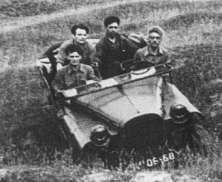 ГАЗ-64 Грачев