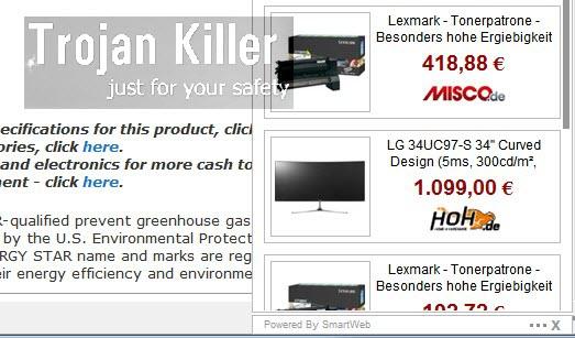 SmartWeb Ads