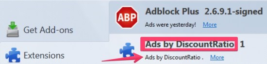 Ads by DiscountRatio