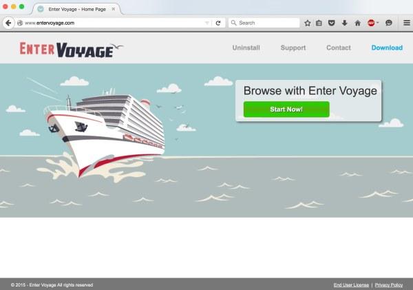 Enter Voyage