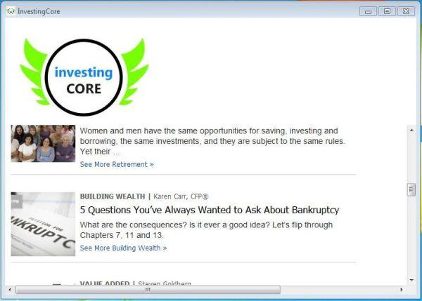 InvestingCore