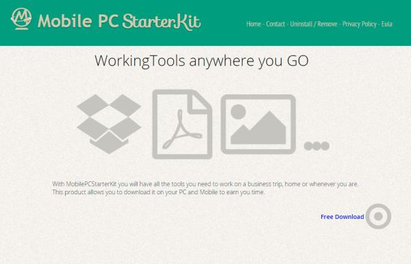 MobilePCStarterKit