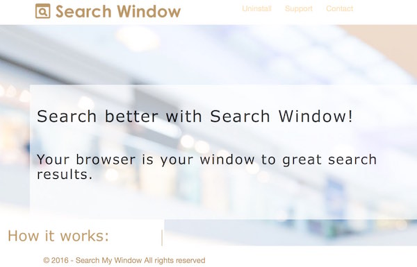 Search My Window
