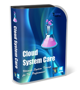 remove Cloud System Care virus