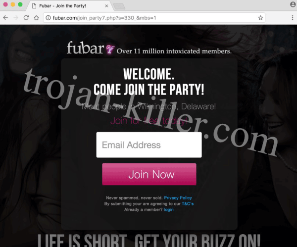 remove Fubar - Join the Party!