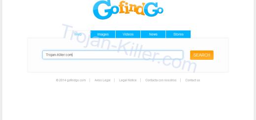 How to remove Gofindgo.com virus