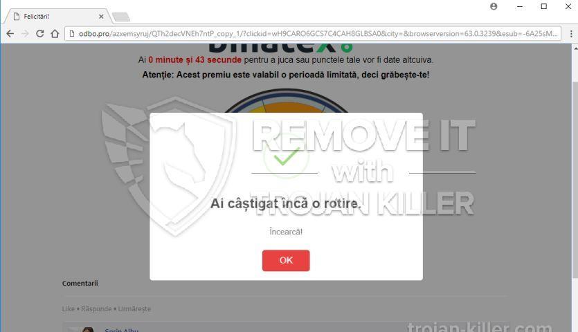 remove Odbo.pro virus
