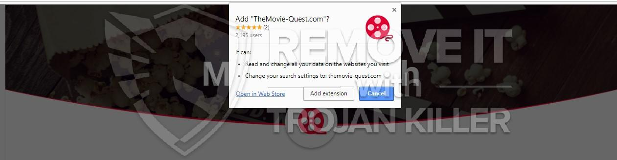 remove TheMovie-Quest.com virus