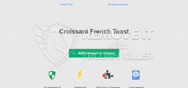 remove Croissant French Toast virus
