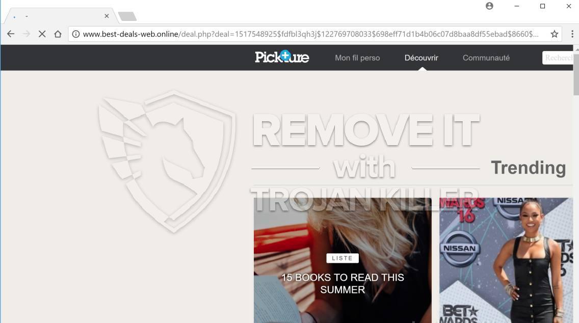 remove Best-deals-web.online virus