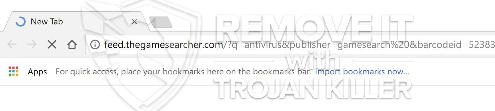 remove Feed.thegamesearcher.com virus