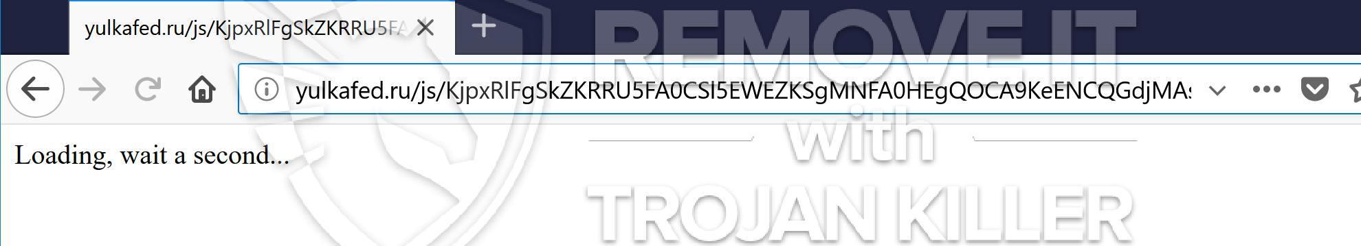 remove Yulkafed.ru virus