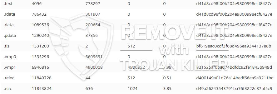 remove AllocMem.exe virus