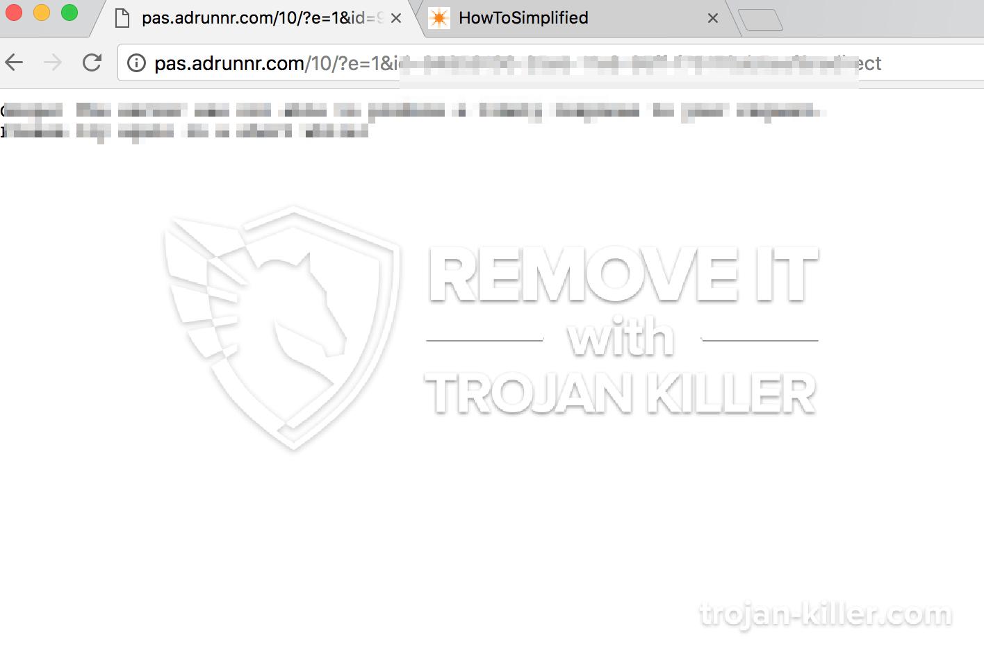 remove Adrunnr.com virus