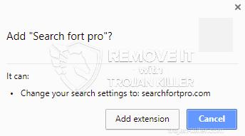 remove Search fort pro virus