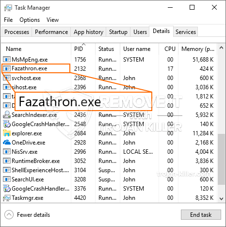 remove Win32.Trojan.Inject.Auto virus