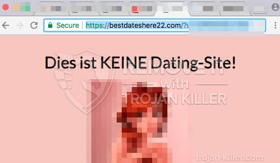 Pop-ups fra dating sites
