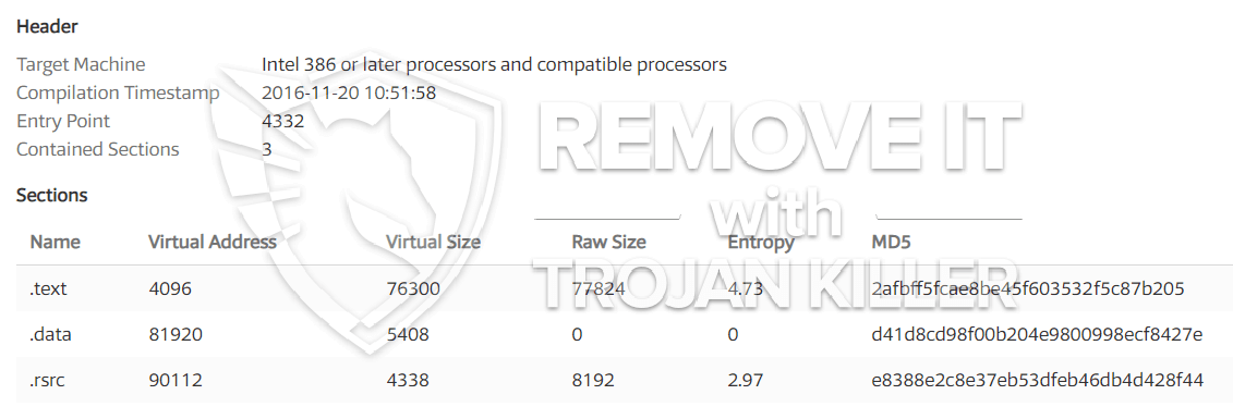remove Certreq.exe virus