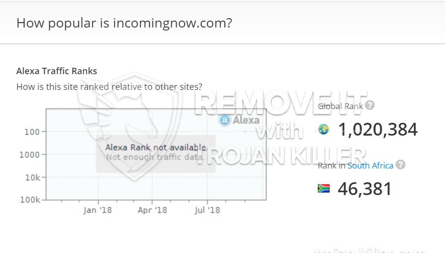 remove Incomingnow.com virus