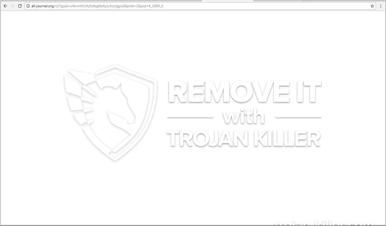 remove All-journal.org virus