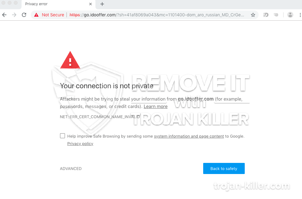 remove Go.idooffer.com virus