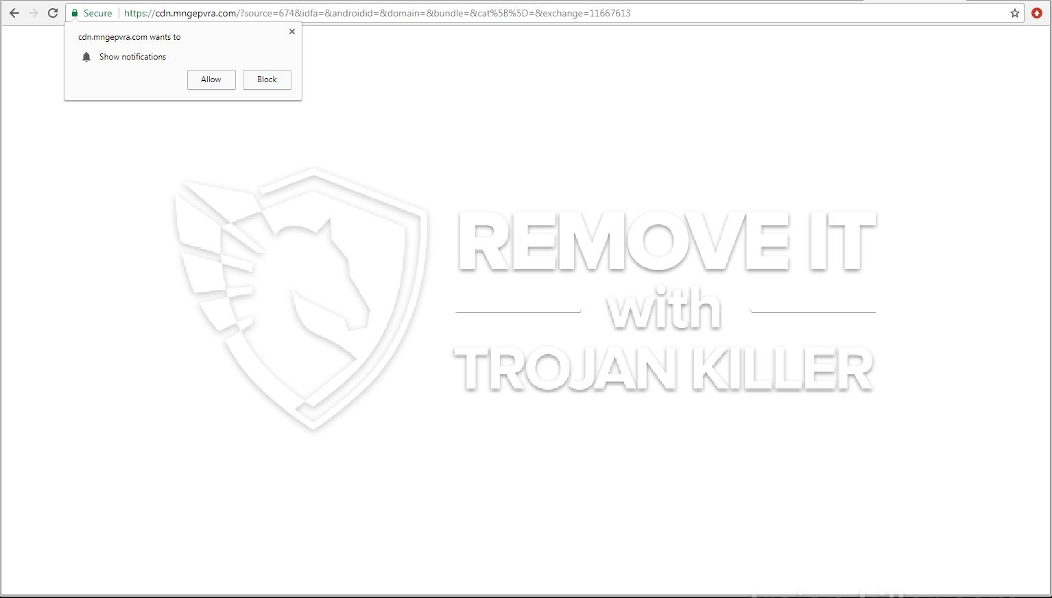 remove Mngepvra.com virus