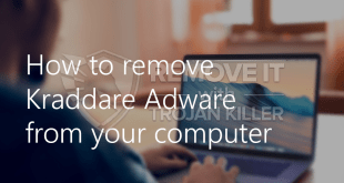 Kraddare Trojan – How to delete Kraddare?