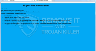 How to detect .Phobos Ransomware?