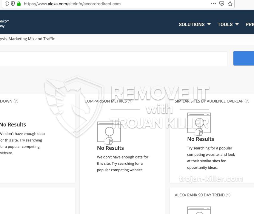 remove Accordredirect.com virus
