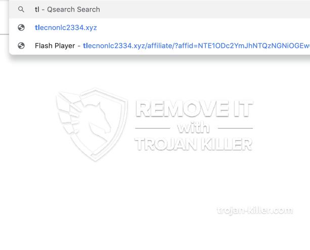 remove Tlecnonlc2334.xyz virus