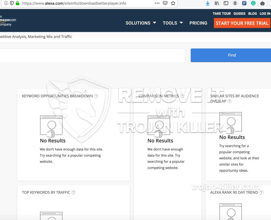 remove Downloadbetterplayer.info virus