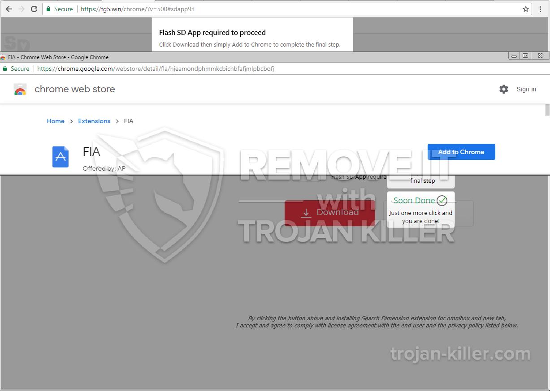 remove Fg5.win virus