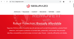 Segurazo.com scary caution removal service.