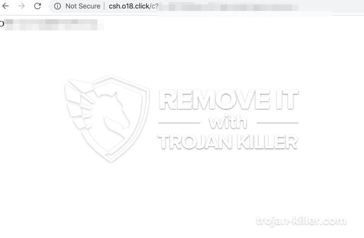 remove O18.click virus