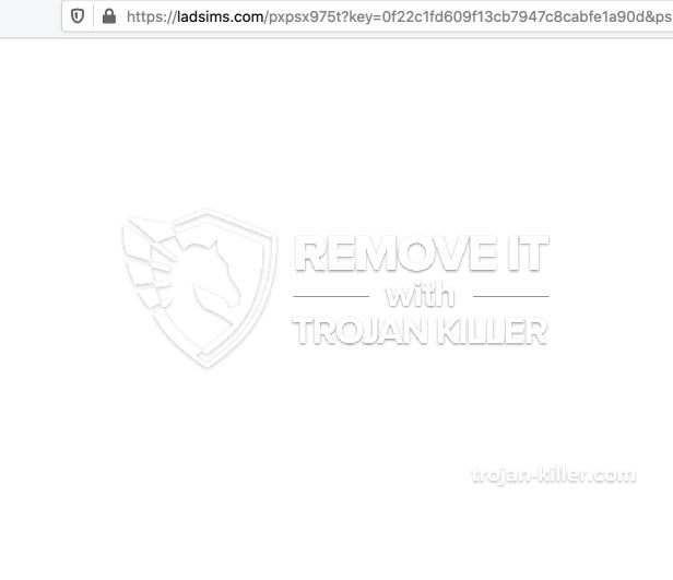 remove Ladsims.com virus