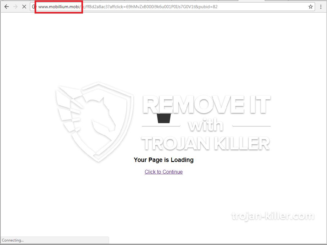 remove Mobillium.mobi virus