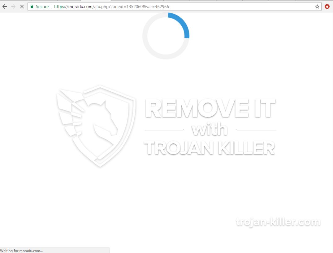 remove Moradu.com virus