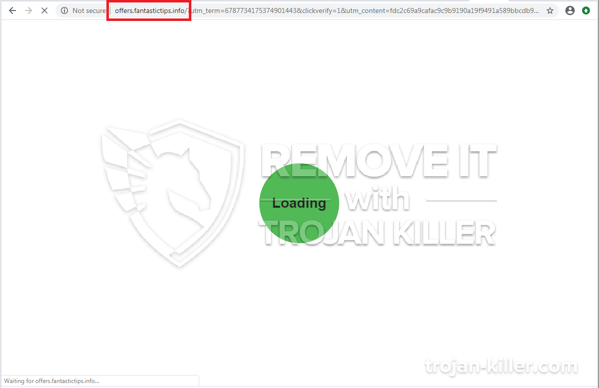 remove Fantastictips.info virus