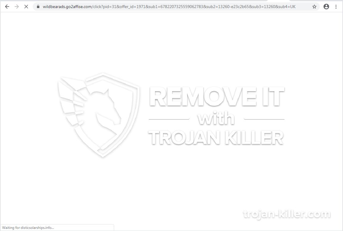 remove Go2affise.com virus