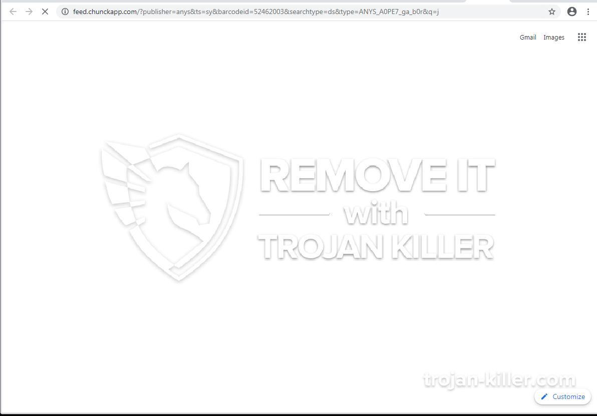 remove Chunckapp.com virus