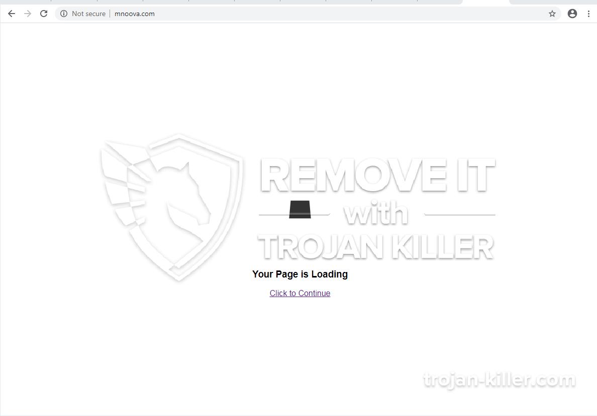 remove Mnoova.com virus