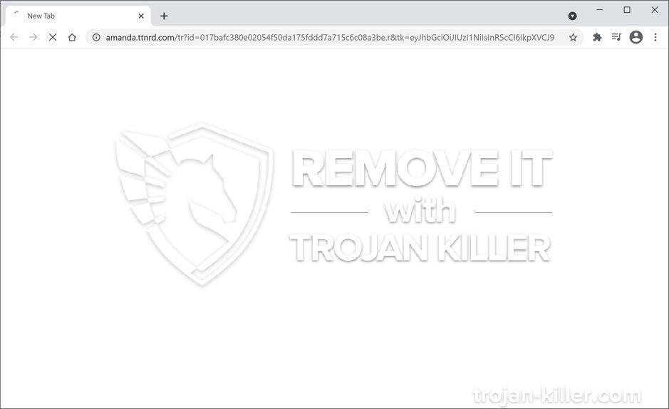 remove Amanda.ttnrd.com virus