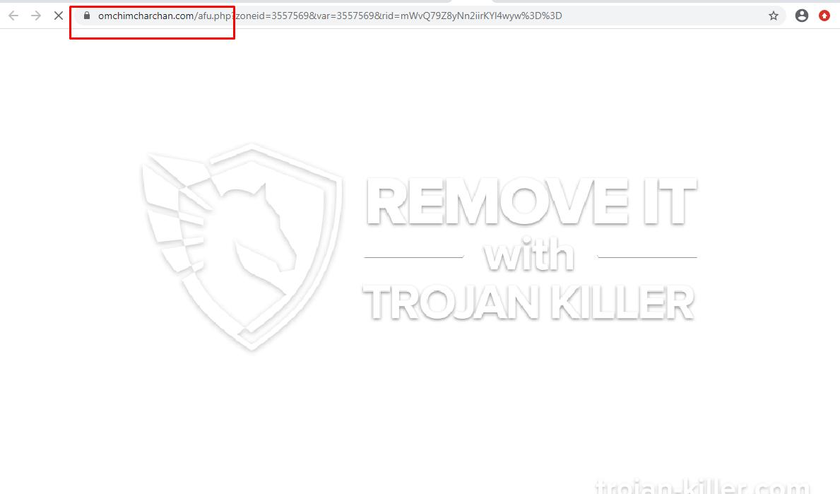 remove Omchimcharchan.com virus