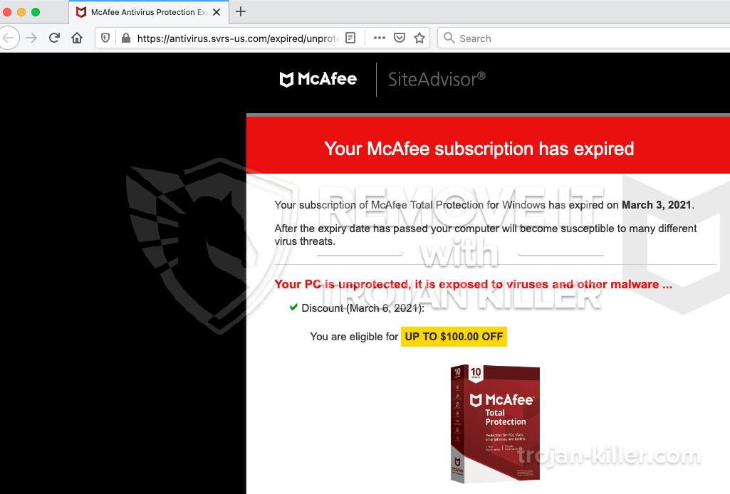 remove Svrs-us.com virus