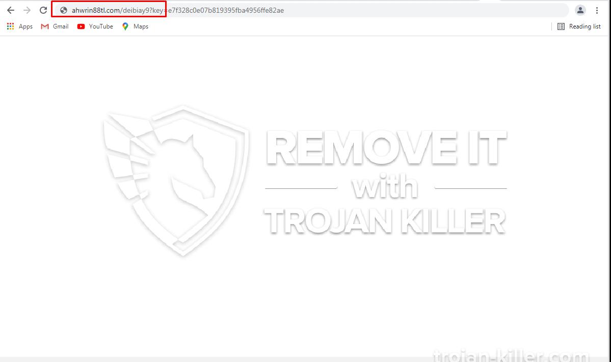 remove Ahwrin88tl.com virus