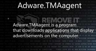 How to remove Adware.TMAagent virus?
