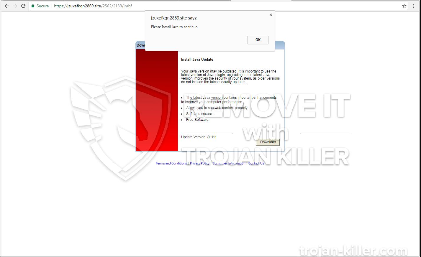 Jzuxefkqn2869.site virus