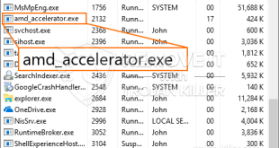 Amd_accelerator.exe Miner Virus – How to Remove It
