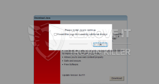 Yjaitajtrabeate.download fake Java Update pop-up removal.