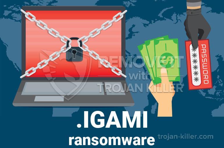 .vírus Igami